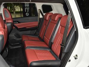 2018款230T CVT智享型 后排座椅