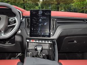 2018款230T CVT智享型 中控台
