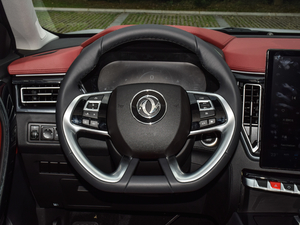 2018款230T CVT智享型 方向盘