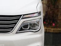 细节外观菱智M5 EV头灯