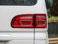 细节外观菱智M5 EV尾灯