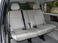 空间座椅菱智M5 EV后排座椅