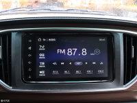 中控区菱智M5 EV音响调节