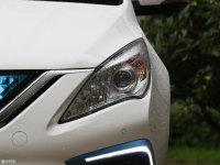 细节外观风行S50 EV头灯