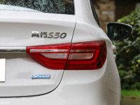 细节外观风行S50 EV尾灯