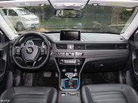 中控区风行S50 EV全景内饰