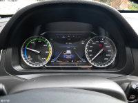 中控区风行S50 EV仪表