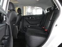 空间座椅风行S50 EV后排空间