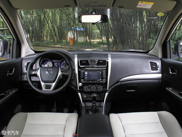 东风风行2016款风行S500
