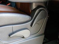 空间座椅风行F600座椅调节