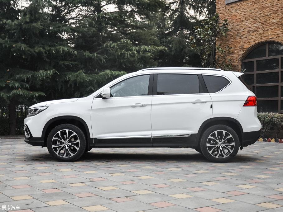 新景逸suv_东风风行景逸X7定位中型SUV 将10月发布-爱卡汽车