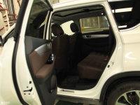 空间座椅景逸X5后排空间
