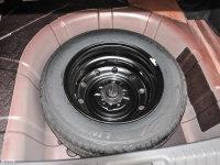 其它景逸S50备胎