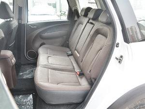2017款1.6L CVT豪华型 后排座椅