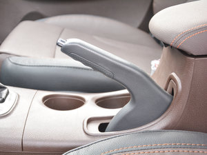 2017款1.6L CVT豪华型 驻车制动器