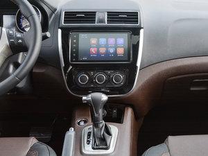 2017款1.6L CVT豪华型 中控台