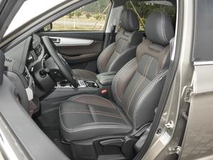 2018款1.5T CVT基本型 前排座椅