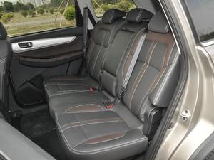 2018款1.5T CVT基本型 后排座椅