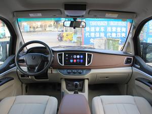 2018款M5L 1.6L 手动舒适型 9座 全景内饰