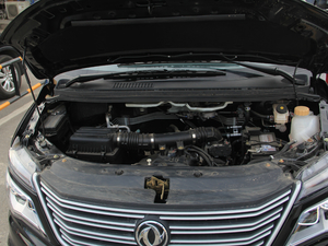 2018款M5L 1.6L 手动舒适型 9座 发动机