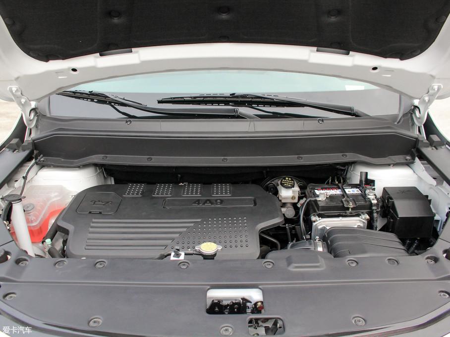 2018款风行SX61.6L 手动豪华型