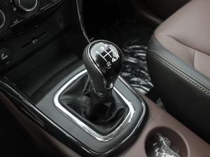 2018款1.6L 手动豪华型 变速挡杆