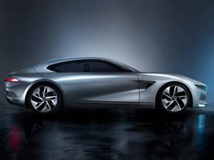 2018款概念车 整体外观