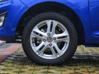 细节外观江铃E160轮胎
