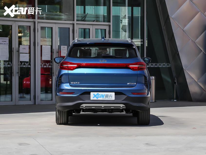 威马汽车2020款威马EX5