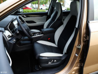 空间座椅威马EX5前排座椅