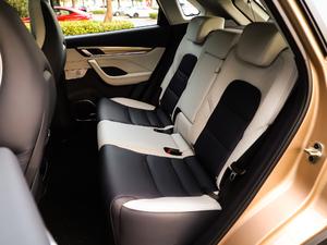 2018款400 Extra创新版 后排座椅