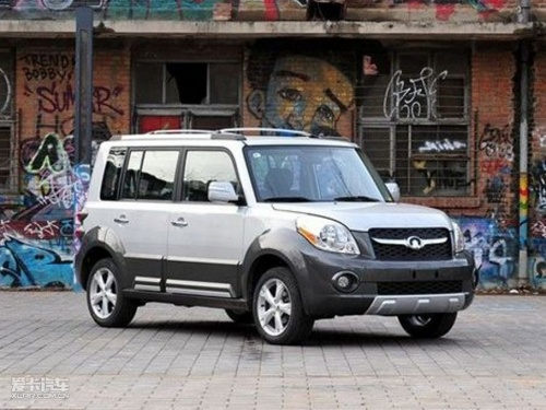 长城汽车 2010款长城哈弗M2