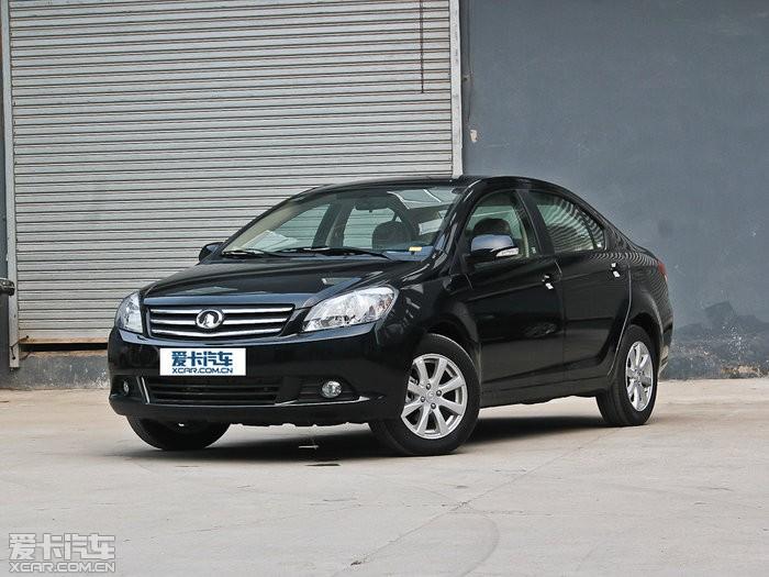 2012款长城C30降价促销 购车优惠1千元高清图片