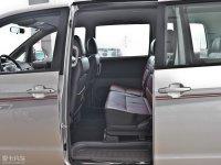 空间座椅长城V80后排空间