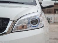 细节外观长城C30 EV头灯