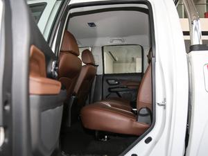 2018款2.4L 汽油四驱精英型4G69 后排空间