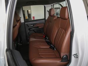 2018款2.4L 汽油四驱精英型4G69 后排座椅