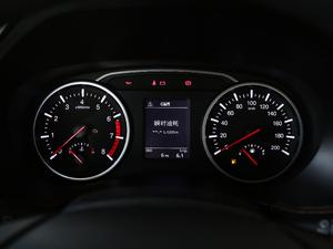 2018款2.4L 汽油四驱精英型4G69 仪表