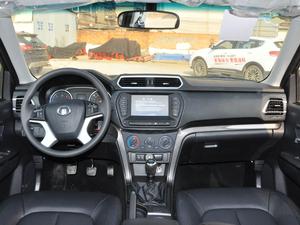 2018款欧洲版 2.0T 柴油两驱大双精英型4D20D 全景内饰