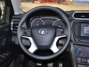 2018款欧洲版 2.0T 柴油两驱大双精英型4D20D 方向盘