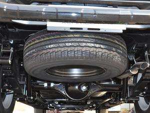 2018款欧洲版 2.0T 柴油两驱大双精英型4D20D 备胎
