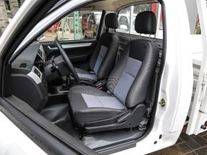 2018款单排1.5L 舒适版额载1015 前排座椅