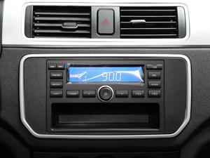 2018款1.5L 长轴精英版 额载745 中控台显示屏