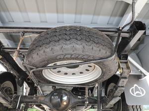 2018款1.5L 长轴精英版 额载745 备胎