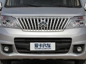 2018款1.5L 手动基本型平顶背掀门厢货 中网
