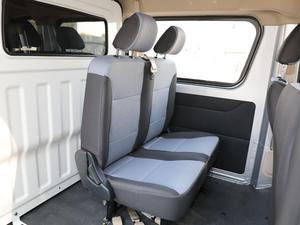2018款1.5L 手动基本型平顶背掀门厢货 后排座椅