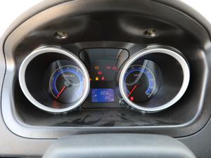 2018款1.5L 手动基本型平顶背掀门厢货 仪表