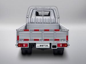 2018款T20L 1.5L 载货车双排舒适型3.01米货箱 整体外观