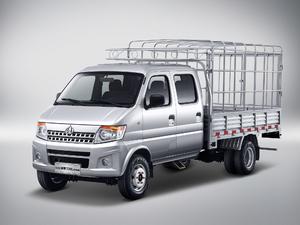 2018款T20L 1.5L 仓栅车单排舒适型3.6米货箱 正侧45度