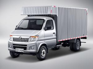 2018款T20L 1.5L 厢货车双排舒适型3.05米货箱 额载610 正侧45度